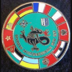 Etat major de la division multinationale Sud Est  Martineau Saumur