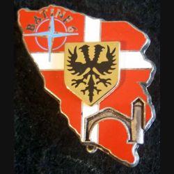1° régiment d'infanterie 3° CECAC BATINF 6 Mostar JY Segalen 1996