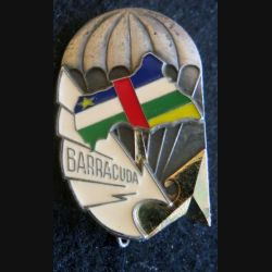 Opération BARRACUDA en Centrafrique 1979 Delsart Sens