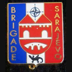 Brigade SARAJEVO de l'IFOR de fabrication Boussemart G. 4369