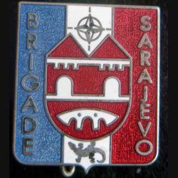 Brigade SARAJEVO de l'IFOR Boussemart G. 4369 translucide