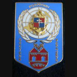 HQ Secteur SARAJEVO FORPRONU 4° mandat Balme Saumur