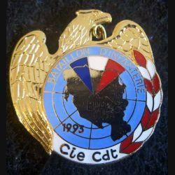 Compagnie de commandement du BATINF 3 BIHAC FORPRONU 1993  JY Segalen