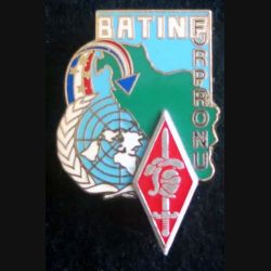 10° Division blindée BATINF FORPRONU Delsart Sens