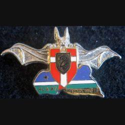 2° CCAM du 1° régiment d'infanterie RCA 1997 ALMANDIN Ballard