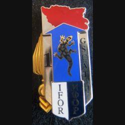 1° GSCAT IFOR Ex-Yougoslavie 1° mandat  fabrication Boussemart