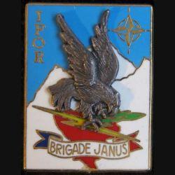 Brigade Janus 11° division parachutiste IFOR Ballard