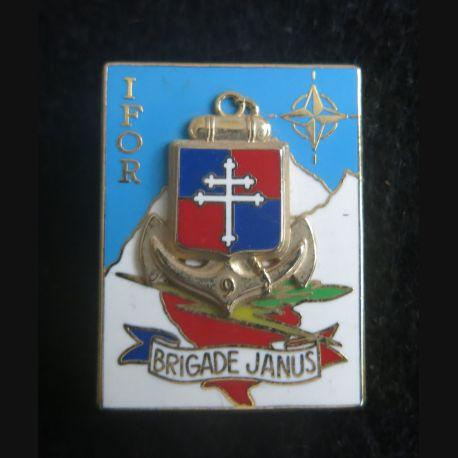Brigade Janus 9° division infanterie de marine IFOR  Ballard dos