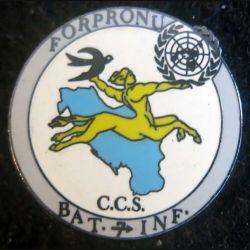 7° DB CCS BATNF FORPRONU de fabrication Delsart