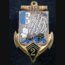 2° régiment d'infanterie coloniale Drago Paris G. 433
