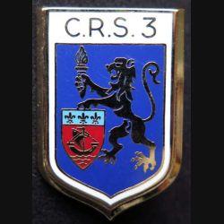 CRS 3 : Compagnie républicaine de sécurité n° 3 de fabrication Ballard