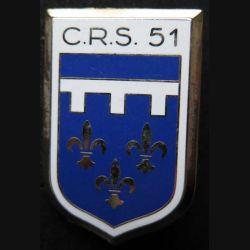 CRS 51 : Compagnie républicaine de sécurité n° 51 de fabrication Ballard