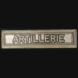 """BARRETTE """"ARTILLERIE"""""""
