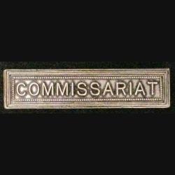 """BARRETTE """"COMMISSARIAT"""""""