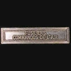 "BARRETTE ""FUSILIERS COMMANDOS DE L'AIR"""