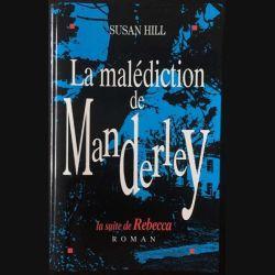 1. La malédiction de Manderley de Susan Hill aux éditions Albin Michel