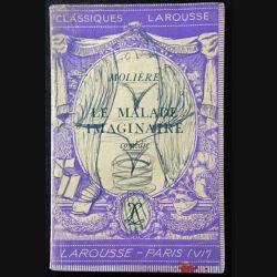 1. La maladie imaginaire de Mollière aux éditions Librairie Larousse