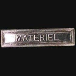 """BARRETTE """"MATÉRIEL"""""""