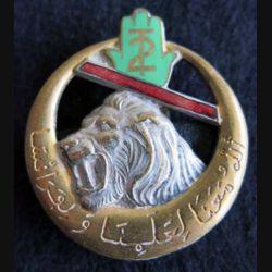 2° régiment de tirailleurs algériens RTA Drago Béranger déposé