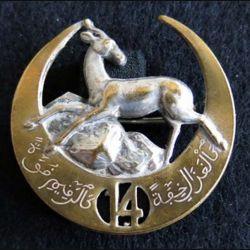 14° régiment de tirailleurs algériens RTA Arthus Bertrand