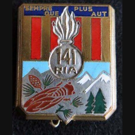 141° régiment  d'infanterie alpine Drago Béranger