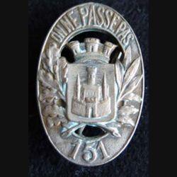 151° régiment d''infanterie de fabrication Paris déposé