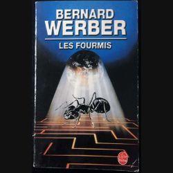 1. Les Fourmis de Bernard Werber aux éditions Albin Michel