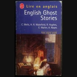1. English Ghost Stories de Marielle Law et John S. Law aux éditions Le Livre de Poche