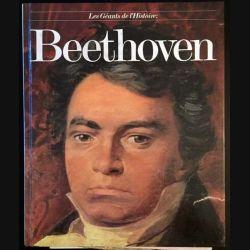 1. Les géants de l'histoire Beethoven aux éditions Princesse