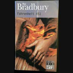 1. Fahrenheit 451 de Ray Bradbury aux éditions Denoël