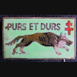 """2° corps d'armée """"PURS et DURS"""" 1945Klein & Quenzer"""