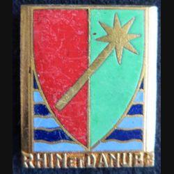 1° armée française Rhin et Danube Drago Béranger