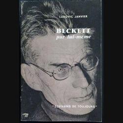1. Beckett par lui même de Ludovic Janvier aux éditions du Seuil