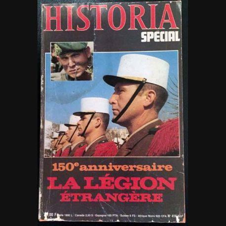 1. Historia numéro spécial : La légion étrangère N°414 bis