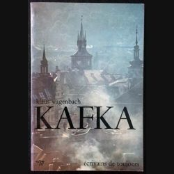1. Kafka de Klaus Wagenbach aux éditions Écrivains de toujours / Seuil