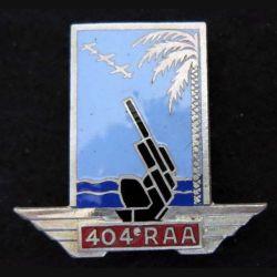 404° régiment d'artillerie antiaérienne Drago Paris H. 695