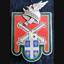16° régiment d'artillerie Drago Paris H. 622