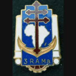 3° régiment d'artillerie de marine Fraisse H. 190