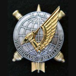 119° brigade d'artillerie de la force d'action rapide Balme G. 4121