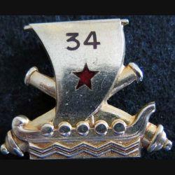 34° régiment d'artillerie Drago Paris G. 1100