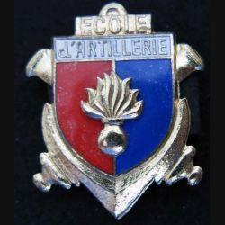 Ecole d'artillerie Drago Paris H. 252 en émail