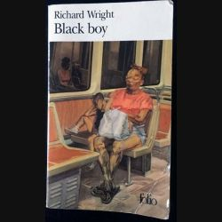 1. Black Boy de Richard Wright aux éditions Gallimard