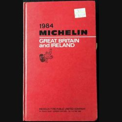 1. 1984 Michelin Great Britain and Ireland