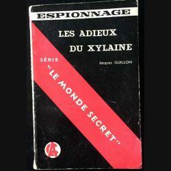 1. Les adieux de Xylaine de Jacques Guillon aux éditions Art et création