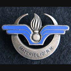 Direction du Matériel 10° région militaire Drago Olivier Métra H. 702