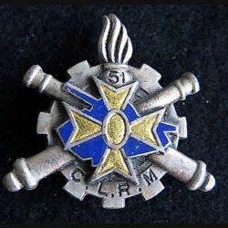 51° compagnie légère de réparation du Matériel Drago G. 1952