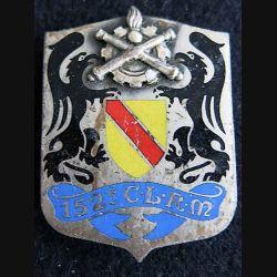152° compagnie légère de réparation du Matériel DragoG. 1781 N° 86 gravé au dos