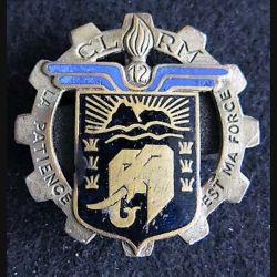 12° compagnie légère de réparation du Matériel en Extrème Orient Drago OM déposé
