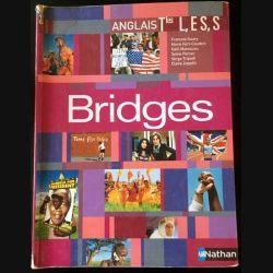 1. Anglais Bridges programme 2004 Tles L,ES,S aux éditions Nathan