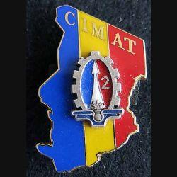 (CIMAT) du 2° régiment du matériel  Boussemart 2003